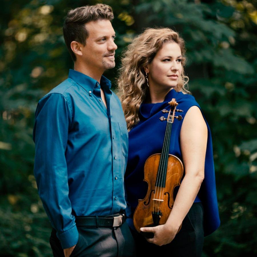 Simon Bucher & Gwendolyn Masin © Balázs Böröcz