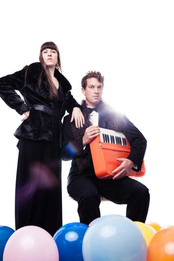 Simon Bucher & Stephanie Szanto © Michael Isler